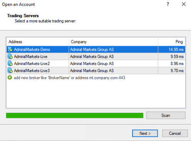 How To Install And Trade With Metatrader 4 Windows Admirals