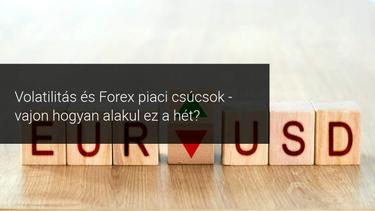 forex piaci volatilitás