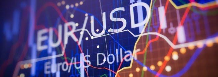 Euras doleris valiutų pora