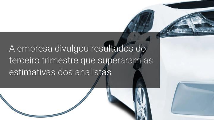Ações da Tesla sobem no quinto trimestre consecutivo de lucros - Admiral Markets