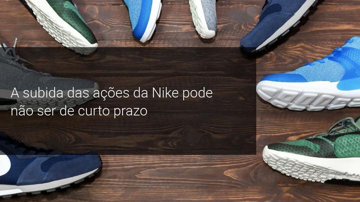 A subida das ações da Nike pode não ser de curto prazo - Admiral Markets