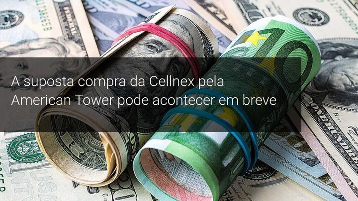 A suposta compra de Cellnex pela American Tower pode acontecer em breve - Admiral Markets