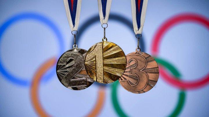 Aandelen Olympische Spelen