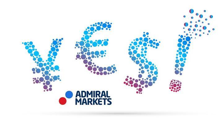 8. Jahrestag für Admiral Markets in Berlin