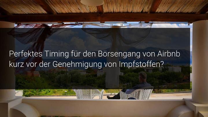 Airbnb startet am Donnerstag an der Börse