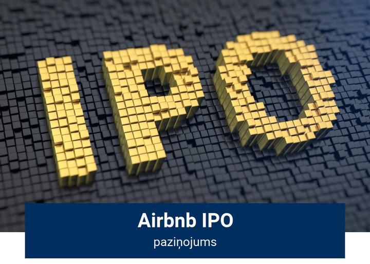 Admiral Markets papildina savu ieguldījumu kontu portfeli ar Airbnb akcijām!