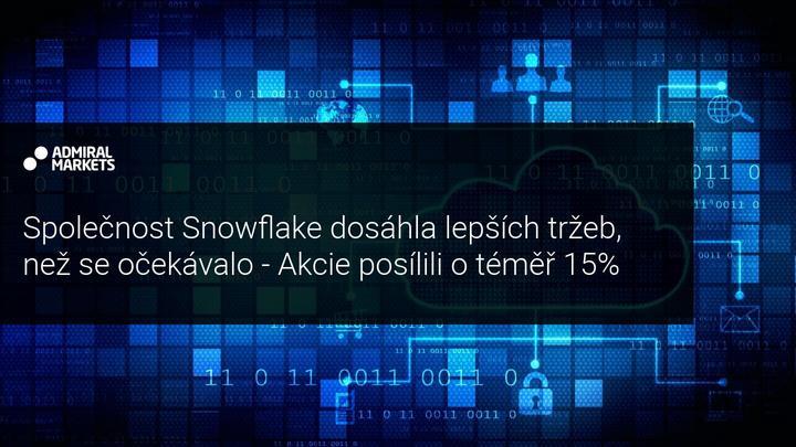Akcie Snowflake