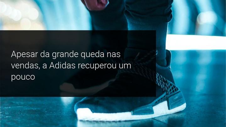 Apesar da grande queda nas vendas, a Adidas recuperou um pouco - Admiral Markets