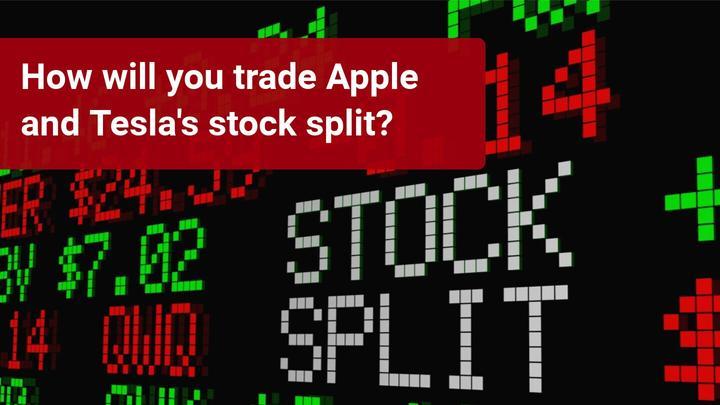 Tesla i Apple dijele svoje dionice