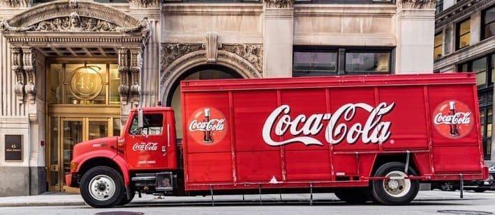 Ar sudomintų Coca Cola akcijos šiais metais?