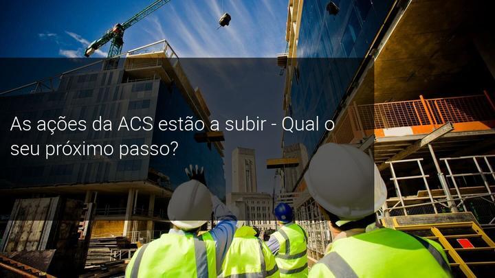 As ações da ACS estão a subir - Qual o seu próximo passo - Admiral Markets