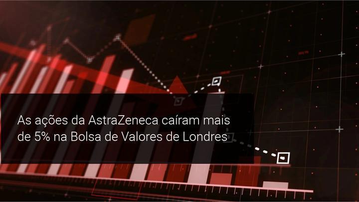 As ações da AstraZeneca caíram mais de 5% na Bolsa de Valores de Londres - Admiral Markets