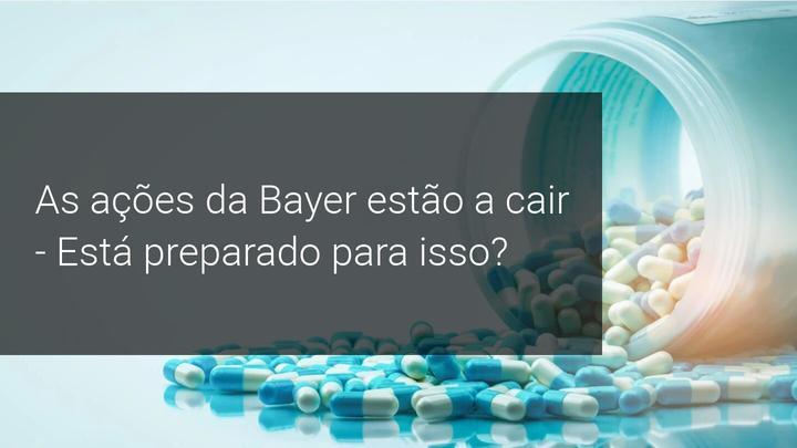 As ações da Bayer estão a cair - Está preparado para isso? - Admiral Markets