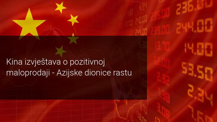 Azijske dionice rastu