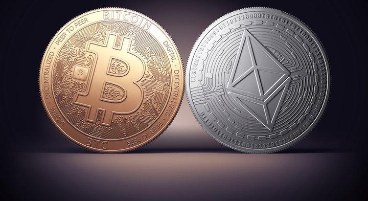 Bitcoin vs Ethereum - Trading