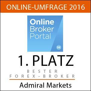 Bester Forex Broker 2016 Deutschland - Admiral Markets UK