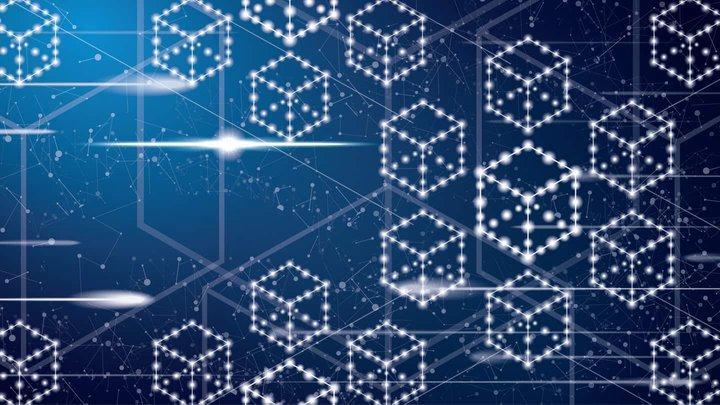 Blockchain aandelen