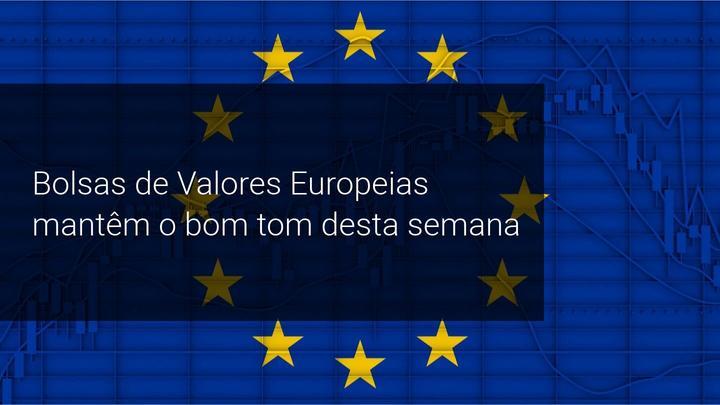Bolsas de Valores Europeias mantêm o bom tom desta semana - Admiral Markets