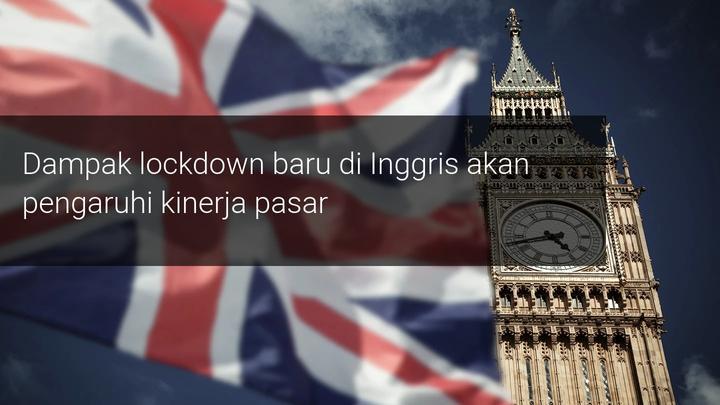 Boris Johnson mengumumkan lockdown baru
