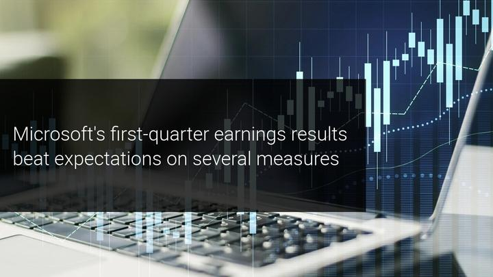Can Microsoft go higher after another earnings beat?