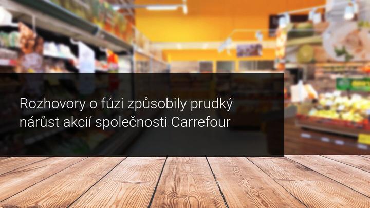 Carrefour akcie