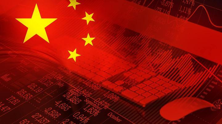 سوق الاسهم الصينية