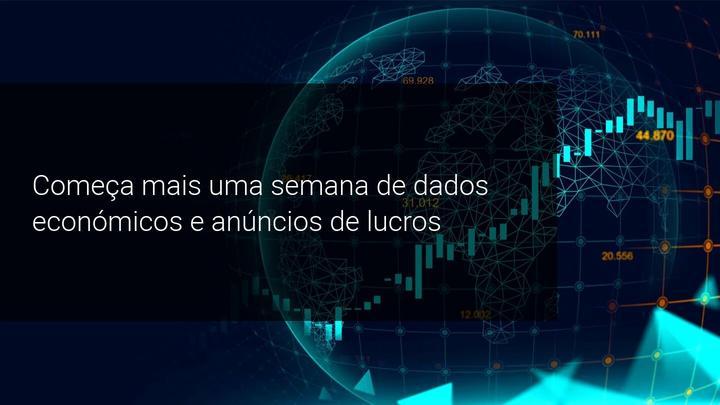 Começa mais uma semana de dados económicos e anúncios de lucros - Admiral Markets