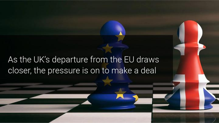 Could a Brexit deal be possible by next week?