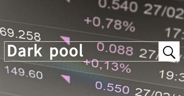 dark pools trading