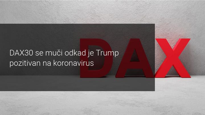 dax30 u problemu zbog Trumpa