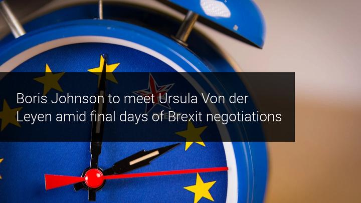 Decisive day for Brexit