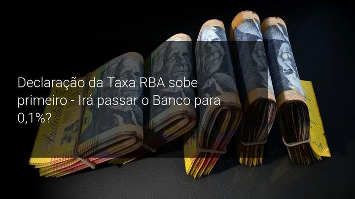 Declaração da Taxa RBA - Admiral Markets