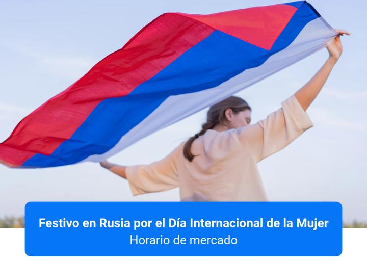 Día de la Mujer en Rusia