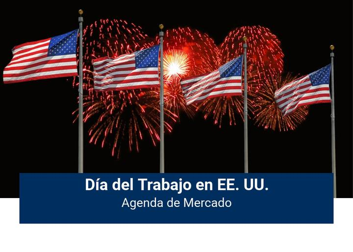 Festivo en EEUU por el día del Trabajo. 2020