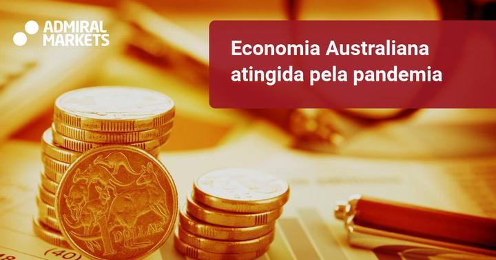Economia Australiana atingida pela pandemia em 2020 - Admiral Markets