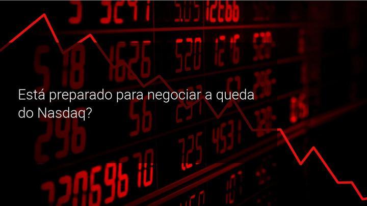 Está preparado para negociar a queda do Nasdaq - Admiral Markets