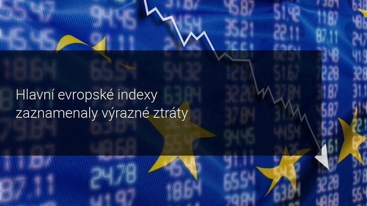 Evropské indexy