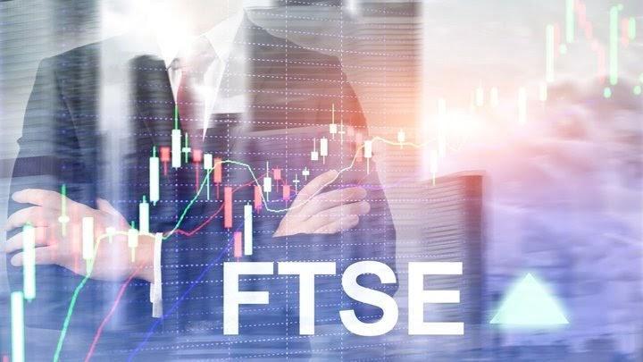 FTSE 100 indeksas