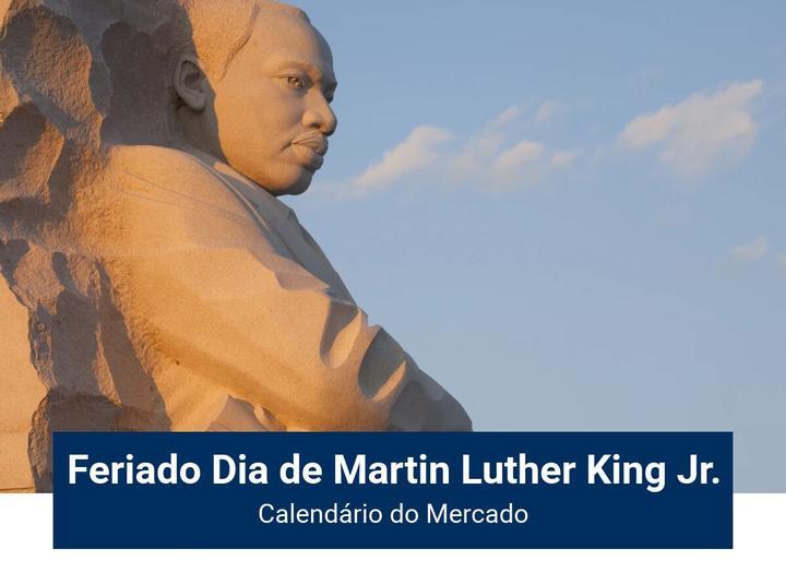 Feriado Martin Luther King - Admiral Markets