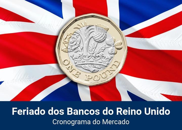 Calendário do Mercado - Feriado Bancário do Reino Unido