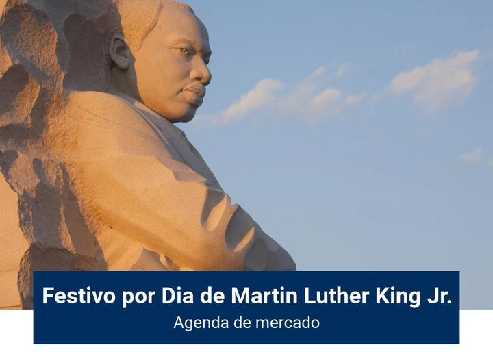 Horario mercado festivo Martin Luther King
