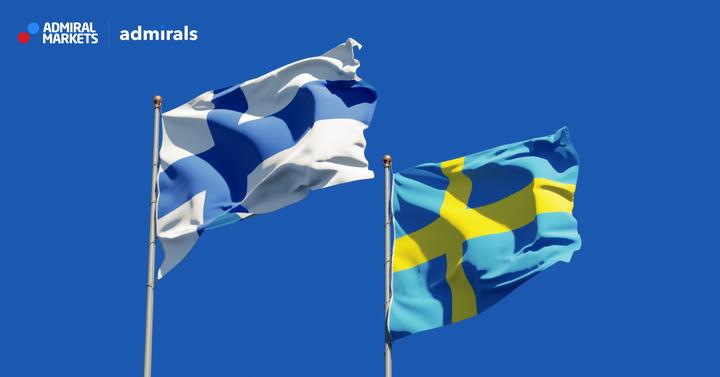 Finsko Svedsko CFD akcie
