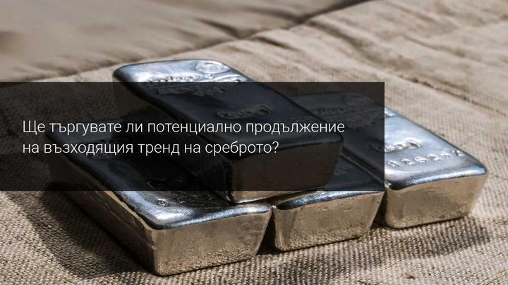 Може ли среброто да поскъпне с още 20%?