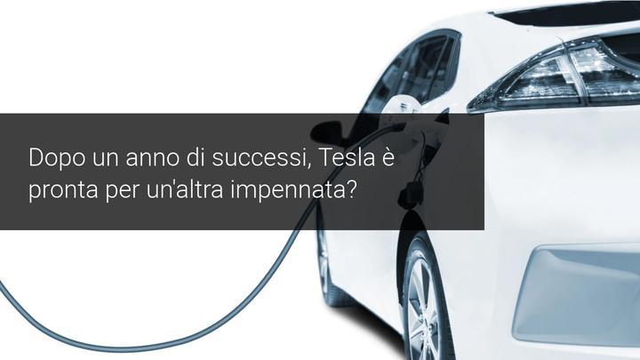 Tesla, pronto per nuovi massimi relativi?