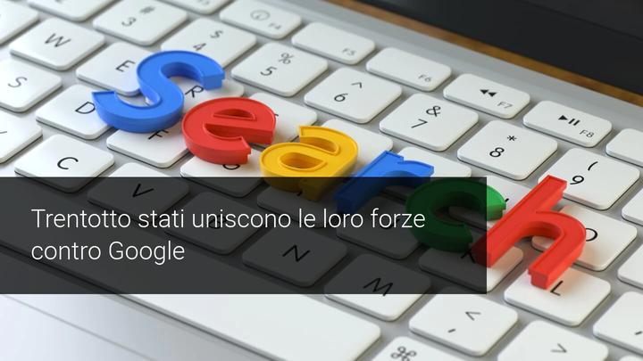 azioni google cause legali