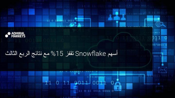 Snowflake الجديدة للاكتتاب العام ترتفع مع ترقيات المحللين!