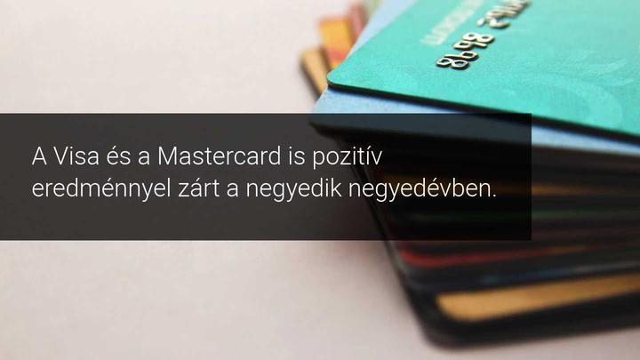 Visa és Mastercard
