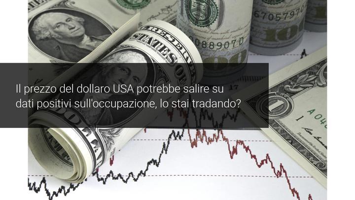 Dollaro index e NFP