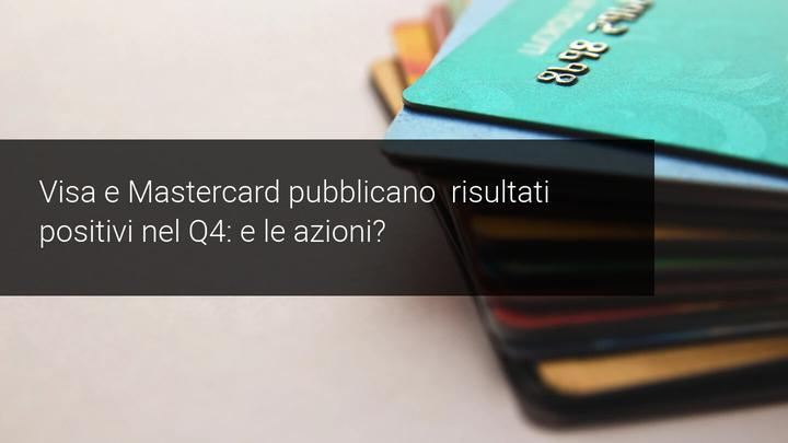 risultati visa mastercard