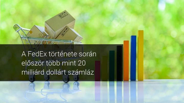 FedEx részvény